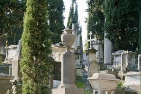Tombe monumentali al Cimitero degli Inglesi