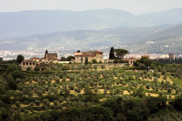 """Villa Guicciardini detta """"della Bugia"""""""